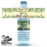 Aussie Animals Water Bottle Label