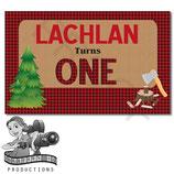 Banner - Lumberjack