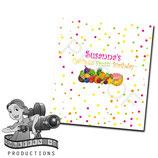 Tutti Frutti ; M&M Tube Wrapper