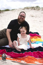 Daddy & Me Session; Largs Bay Beach 29/8/21