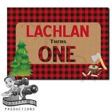 A3 Poster - Lumberjack