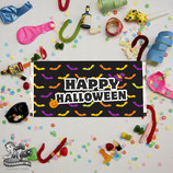 Halloween Bats; Choc Wrapper