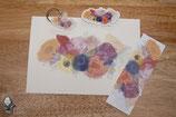 Watercolour Florals; Bundle Pack