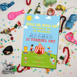Carnival Invites