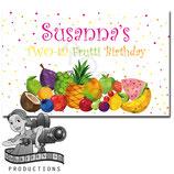 Tutti Frutti; Banner