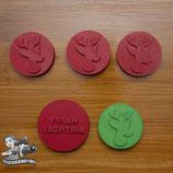 Cookie Stamps; 'SECONDS'