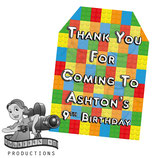 Building Blocks Gift Tags