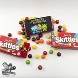 Monster Skittles Box Wrapper
