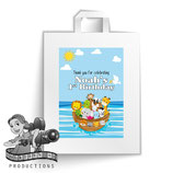 Noah's Ark; Party Bag Labels