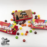Bear Skittles Box Wrapper