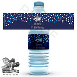 Twinkle Water Bottle Labels