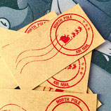 Air Mail Stickers