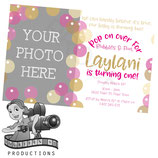 Bubble Invites - Add Photo