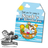 Noah's Ark Gift Tags