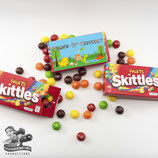 Skittles Box Wrapper