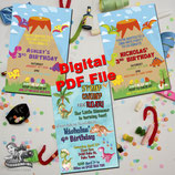 Invite  - DIGITAL PDF FILE
