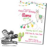 Llama Invites