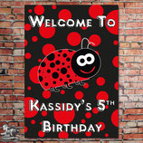 A3 Posters: Ladybug