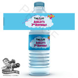 Water Bottle Label; Digital PDF File