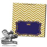 Food Tent Cards - Little Prince