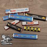 Chocolate Wrapper; Kinder, Digital PDF File, 12.5g