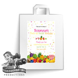 Tutti Frutti; Party Bag Labels