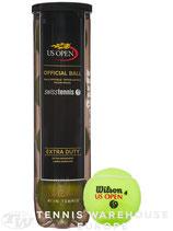 Wilson US Open offizieller Swisstennis Ball (pro Dose à 4 Ball)