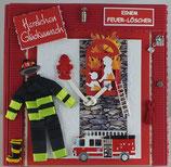 Glück - Wunsch Feuerwehr