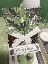 "Geburtstagsgruß ""Alles Liebe"""