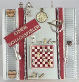 """Geburtstag """"Schachspieler"""""""