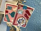 """Geschenkeset zum Geburtstag """"Strandhaus"""""""