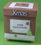 "Explosionsbox ""X-Mas - Pistenteufel"""
