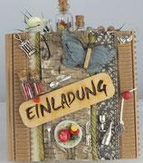 """Geburtstag """"Einladung Dinner"""""""