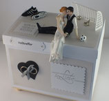 """Explosionsbox """"Hochzeit - Anpfiff"""""""