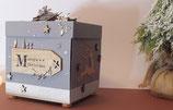 """Explosionsbox """"Heiratsantrag zu Weihnachten"""""""