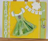 """Geburtstag """"Happy Birthday für Dich"""""""