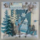 """Weihnachten """"Ski-Haserl"""""""