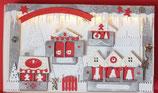 """Adventskalender """"Weihnachtsmarkt 3"""""""