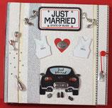"""Hochzeit Frauen """"Just Married Mrs. & Mrs."""""""