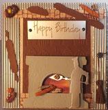 Geburtstag Bäcker