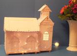 """Explosionsbox """"Hochzeit - Kirche"""""""