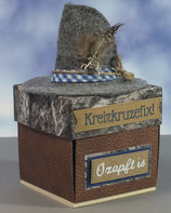 "Explosionsbox Geburtstag ""Ozapft is"""