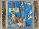 "Geburtstagskarte ""Schatzkiste"""