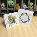 """Geburtstagskarte """"Herzensmensch"""""""