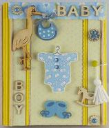 "Geburt Baby ""Boy"""