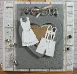 """Hochzeitskarte """"Alles Liebe - Trachtenhochzeit"""""""