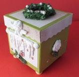 """Explosionsbox """"Süße Weihnachten"""""""