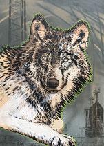 """Taki Myk - """"Wolf"""""""