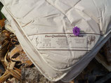 Kinder Bettdecke 100x135cm 100% Schurwolle/Schaf Qualitäts-Naturbett