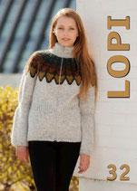 Lopi-Heft No. 32 (Englisch)